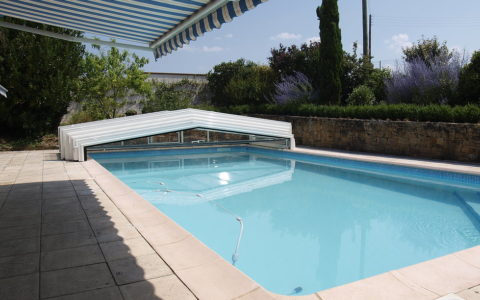 abris piscine abritech bas